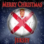Jersey Christmas bauble